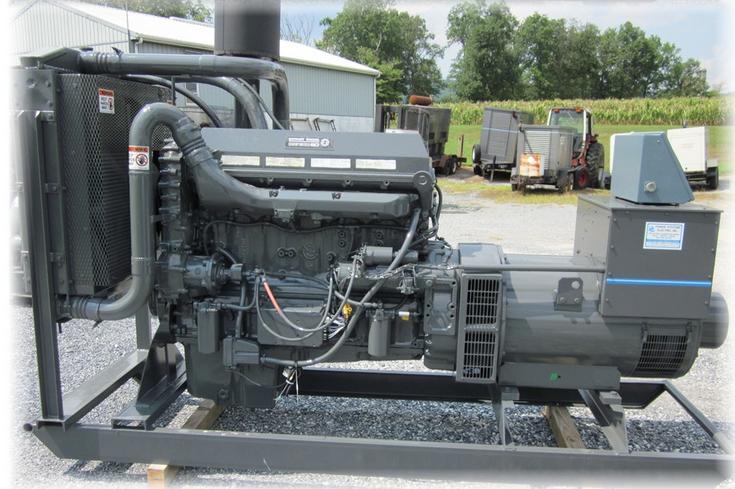 Diesel Generator 199